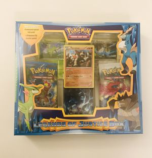 Pokémon Legends of Justice Box VINTAGE SEALED for Sale in Rochester, NY