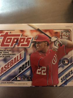 Topps Baseball Cards Unopened for Sale in Lodi,  CA