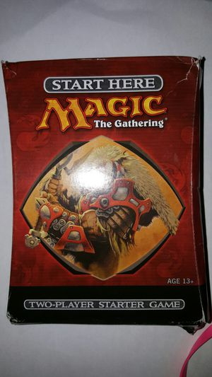 Magic The Gathering Trading Card Game for Sale in Miami, FL