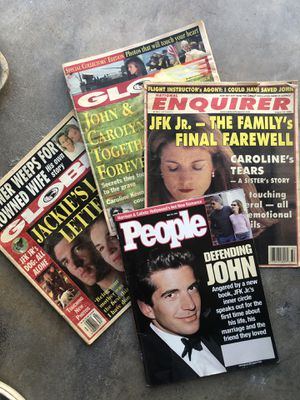 Used, JjFK Jr. John F Kennedy Jr Magazines for Sale for sale  Artesia, CA