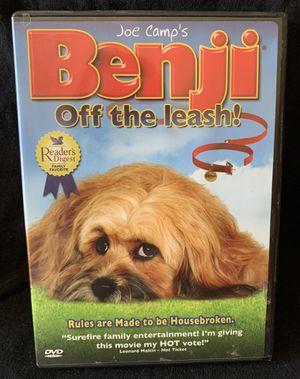 Benji movie for Sale in Lexington, SC