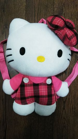 Hello kitty backpack for Sale in Chicago, IL