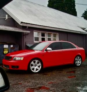 2005 audi s4 parts only for Sale in Vancouver, WA