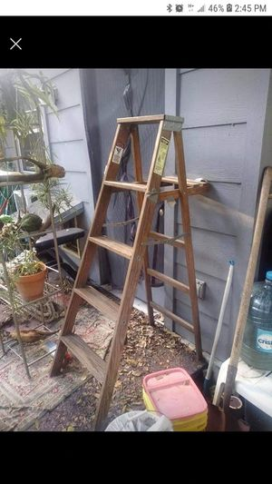 5ft. LADDER @ HOBBY AIRPORT for Sale in Houston, TX