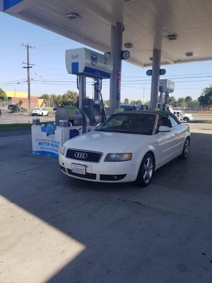 10/10 AUDI 2004 3.0 A4 RUN & SOUND AMAZING TAGS 3/30/2020 CLEAN TITTLE HARD TO FIND V6 3.0 CONVERTIBLE TEST IT OUT for Sale in Whittier, CA