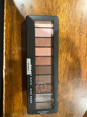 Elf eye shadow nude mood pallet for Sale in Colton, CA