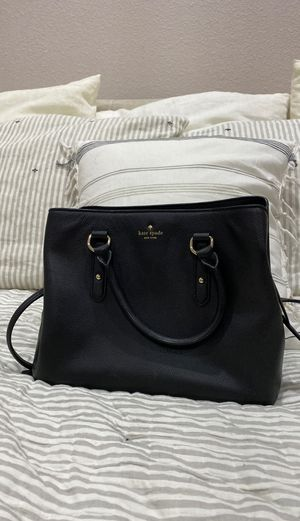 Kate Spade Black Purse for Sale in Tracy, CA