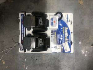 Boat towing/trailer straps - new/never used for Sale in Spokane, WA