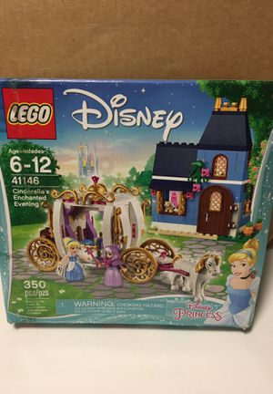 LEGO 41146 Cinderella's Enchanted Evening NIB for Sale in Henderson, KY