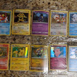 Set of 10 Toysrus Pokemon Promo Cards for Sale in Phoenix, AZ