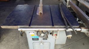 Table saw machine. for Sale in West Puente Valley, CA