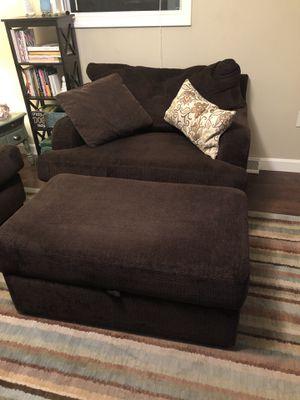 Oversized Brown living room set for Sale in Malden, MA