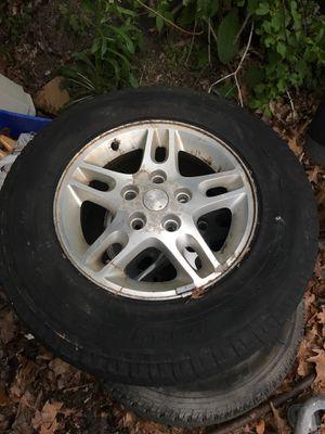 Jeep n cobalt ss wheels for Sale in Warwick, RI