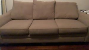 Living room furniture set (big sofa,arm chair, 2 side tables, tv stand for Sale in Morgantown, WV