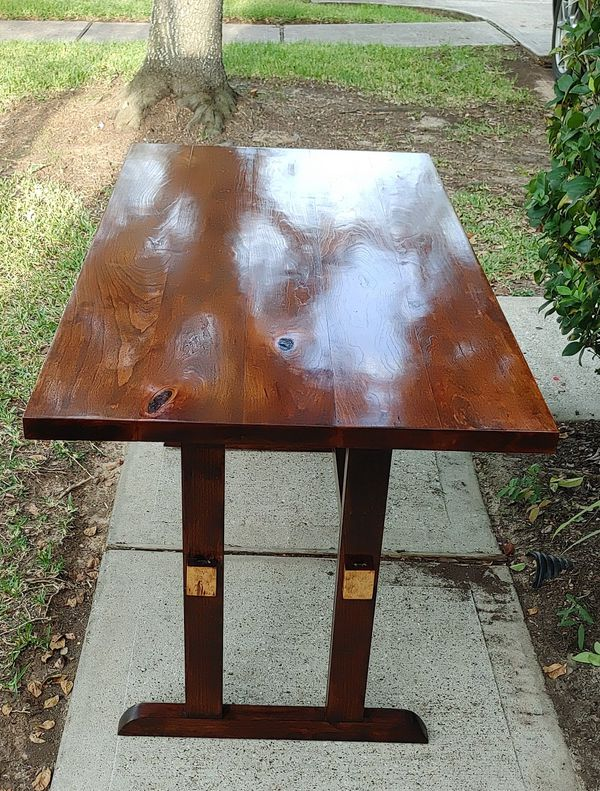 Small Cherry Wood Kitchen Table!