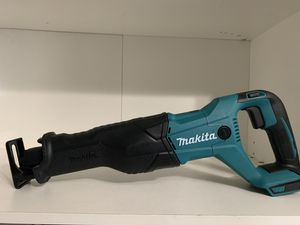 Sawzall reciprocating Makita (ONLY TOOL BRAND NEW)SOLO LA HERRAMIENTA for Sale in Dallas, TX