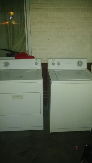 Washer and dryer--ESTATE for Sale in Wichita, KS