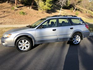 2006 Subaru outback all-wheel-drive for Sale in Antioch, CA