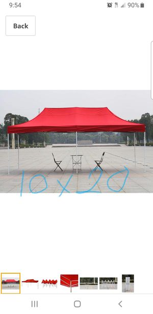 Carpas nuevas 10x20 10x15 10x10 5x5 tent's new for Sale in Phillips Ranch, CA