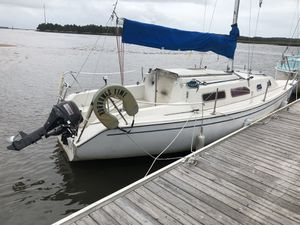 1990 Schock model 23 (23') Sailboat for Sale in Tupelo, MS