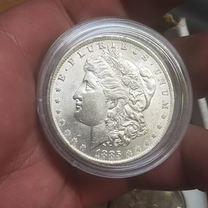 1885 O Silver Morgan Dollar Uncirculated Mint State. for Sale in Las Vegas, NV