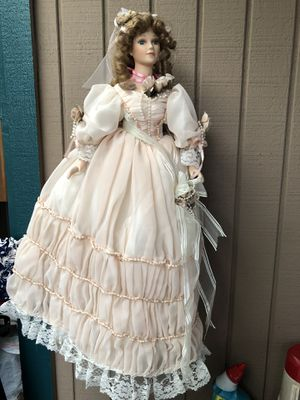 Doll antique for Sale in Tacoma, WA