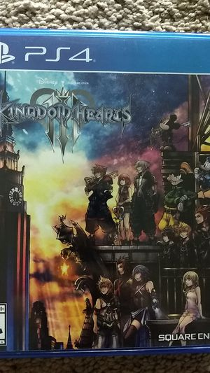 Kingdom hearts 3 for Sale in Miami Springs, FL