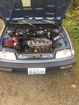 1990 Honda Civic dx for Sale in Burien, WA