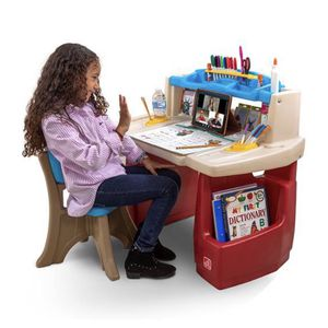 Step 2 Little Kids Delice Desk With Chair $30 for Sale in San Diego, CA