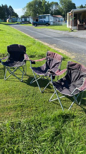 Foldable chairs for Sale in Middletown, PA