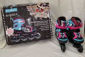 Kryptonics Girl's Sparkle Inline Skates for Sale in Bowie, MD