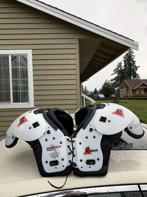 Football pads adult xl for Sale in Tacoma, WA