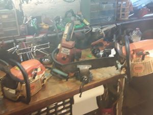 The chainsaw guy for Sale in Bandera, TX