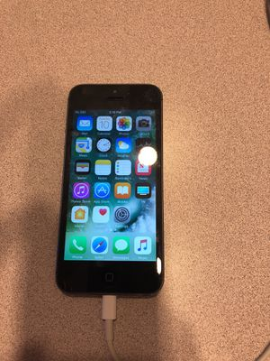 iPhone 5 Unlocked! for Sale in Houston, TX