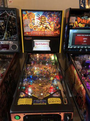 Iron Maiden Pinball Machine for Sale in Lutz, FL