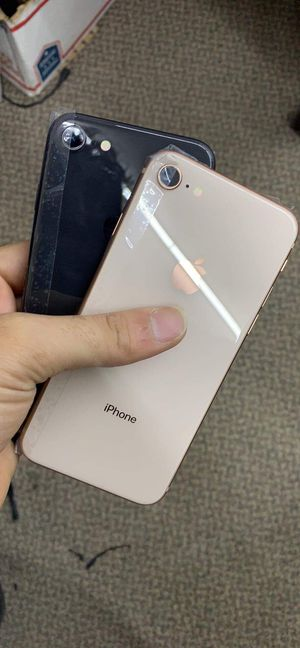 iPhone 8 factory unlock with 2 month warranty for Sale in Columbus, OH