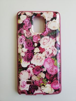 Kate Spade NY Hardshell Case Cover For Samsung Note 4 for Sale in Adelphi, MD