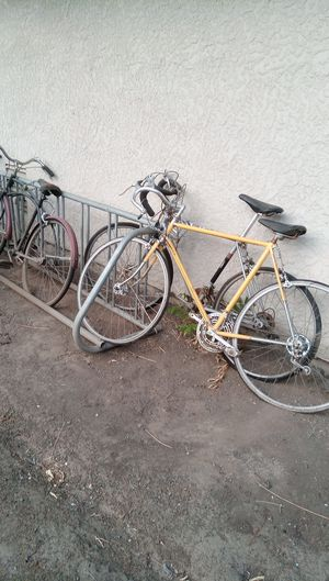 2 road bikes and 1 classic bike all for $119 must go for Sale in Santa Clara, CA