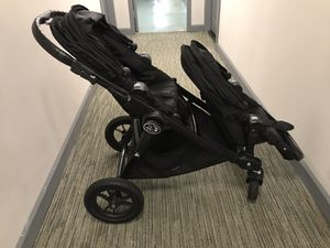 Baby jogger City select double stroller for Sale in Rockville, MD