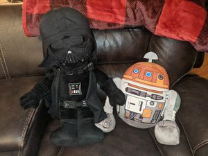 Star wars plushies for Sale in Albuquerque, NM
