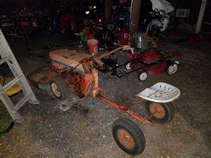 Gravity 5662 bush hog for Sale in Thonotosassa, FL