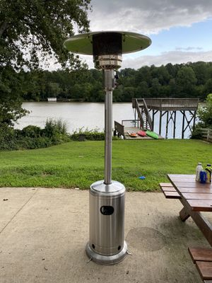 Outdoor heater. With tank. for Sale in Easley, SC