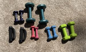 Light Dumbbells for Sale in Highlands, NJ