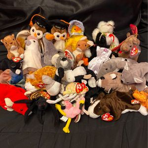 TY Beanie Baby Assortment for Sale in Signal Hill, CA