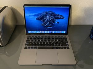 """Apple MacBook Air 13"""" Laptop Space Grey (2018) 1.6GHz i5 8GB 128SSD for Sale in Fremont, CA"""
