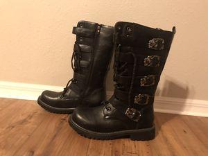Black Boots Men's size 11 for Sale in Apollo Beach, FL