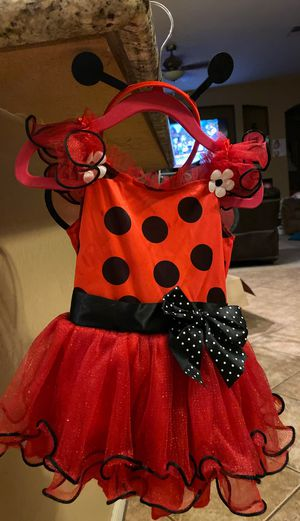 2T ladybug costume for Sale in Gilbert, AZ