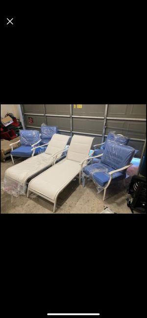 Hampton Bay Brand new Garden pool Furniture for Sale in DeSoto, TX