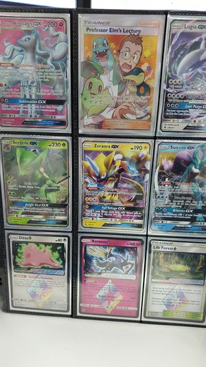 Pokemon Card Collection for Sale in Renton, WA