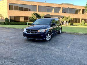 2012 Dodge Grand Caravan Clean Title for Sale in Houston, TX